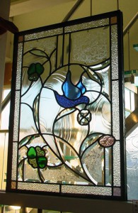 bluebird & clover